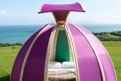 Glamping-Dome